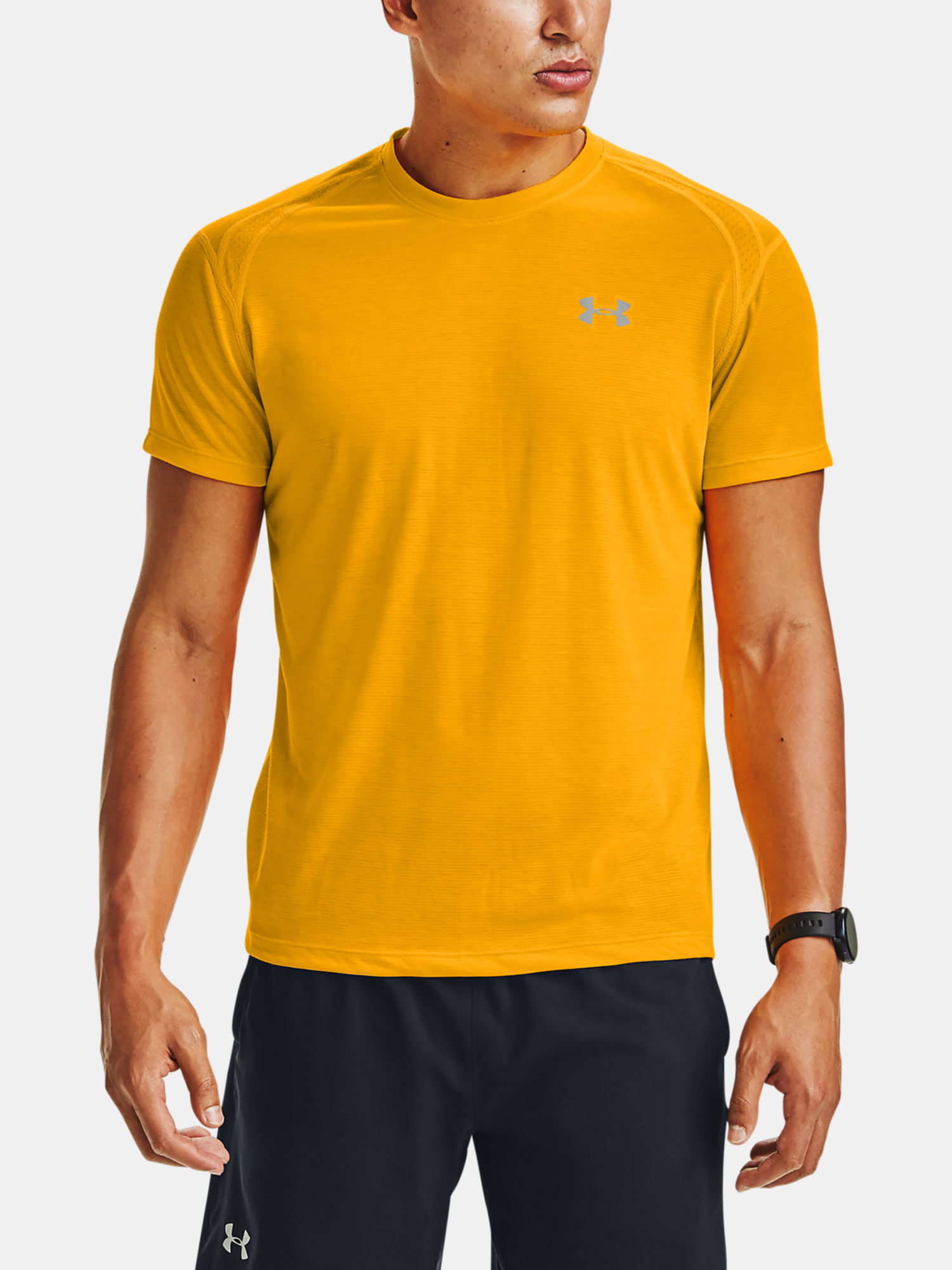 Tričko Under Armour STREAKER 2.0 SHORTSLEEVE-ORG (1)