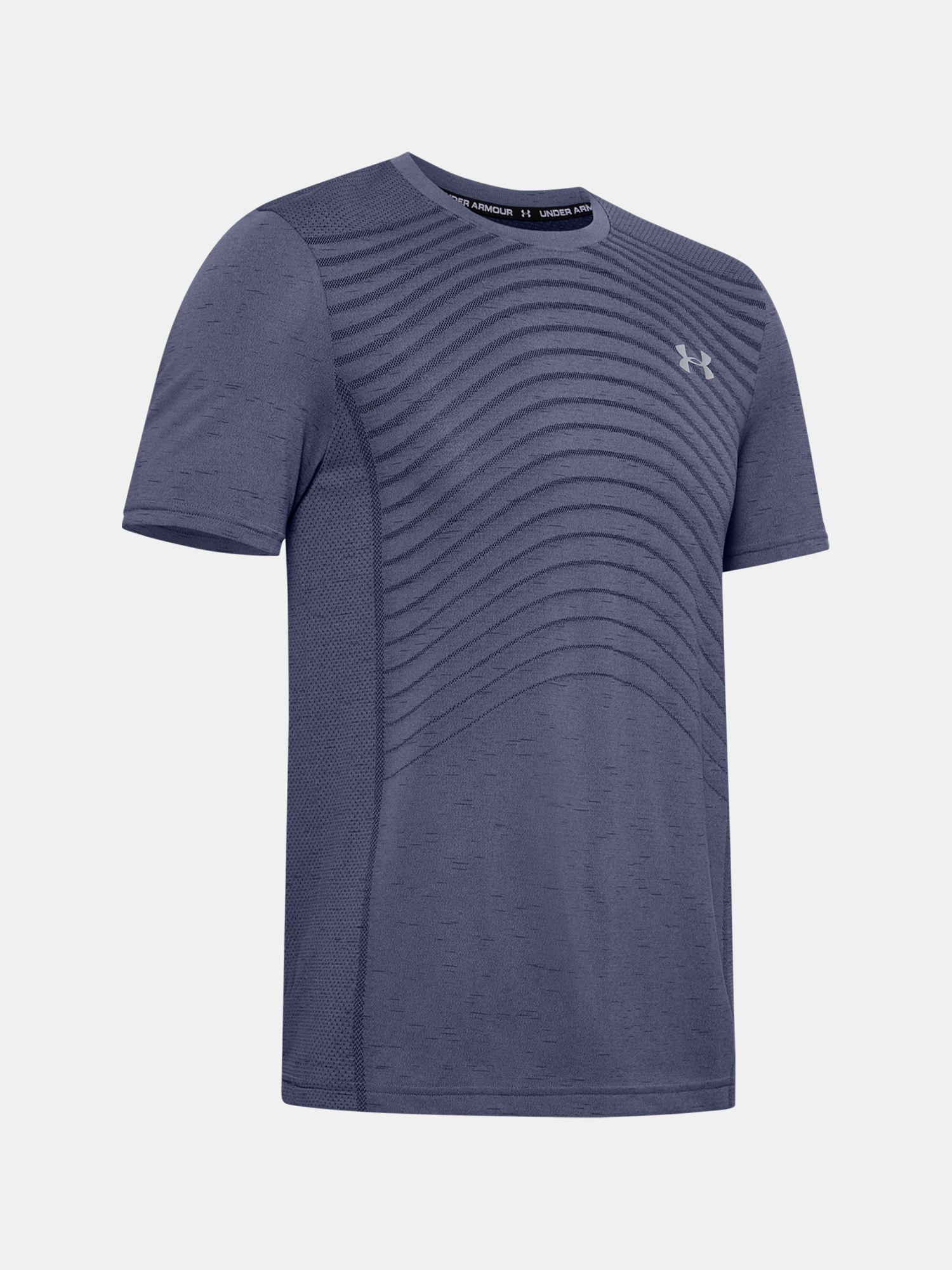 Tričko Under Armour Seamless Wave Ss (5)