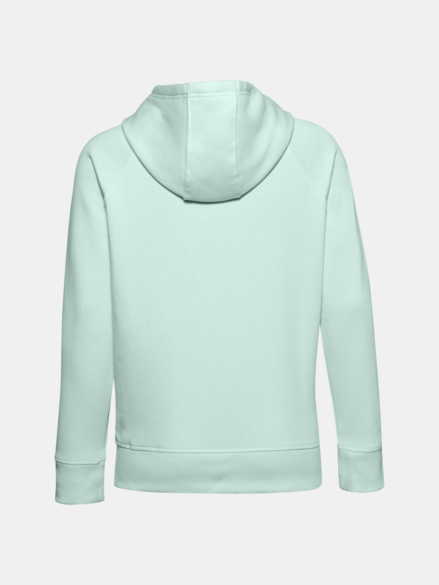 Mikina Under Armour Rival Fleece HB Hoodie-BLU (2)