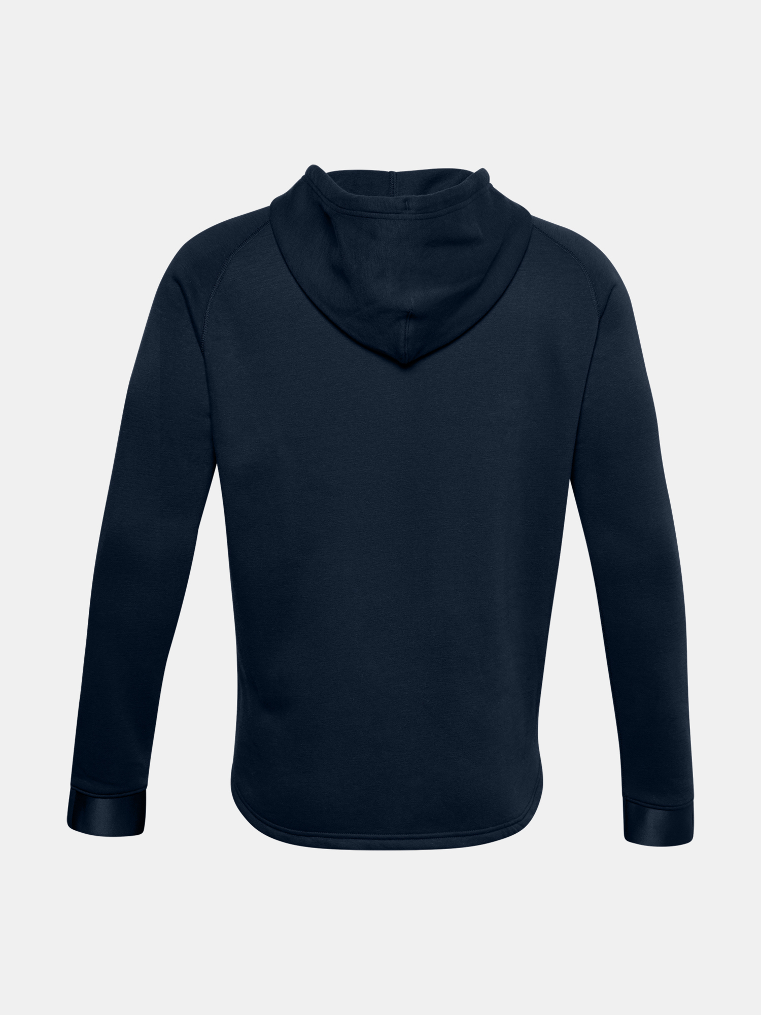 Mikina Under Armour Charged Cotton Fleece HD-NVY (4)