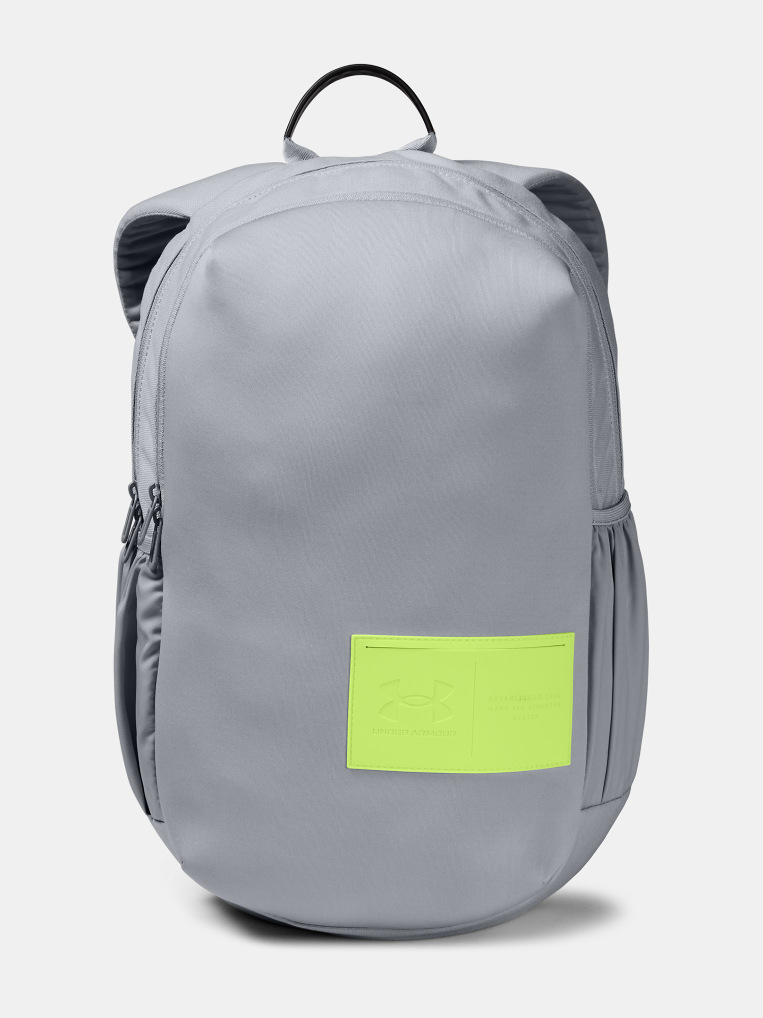 Batoh Under Armour UA Roland Lux Backpack-GRY (1)