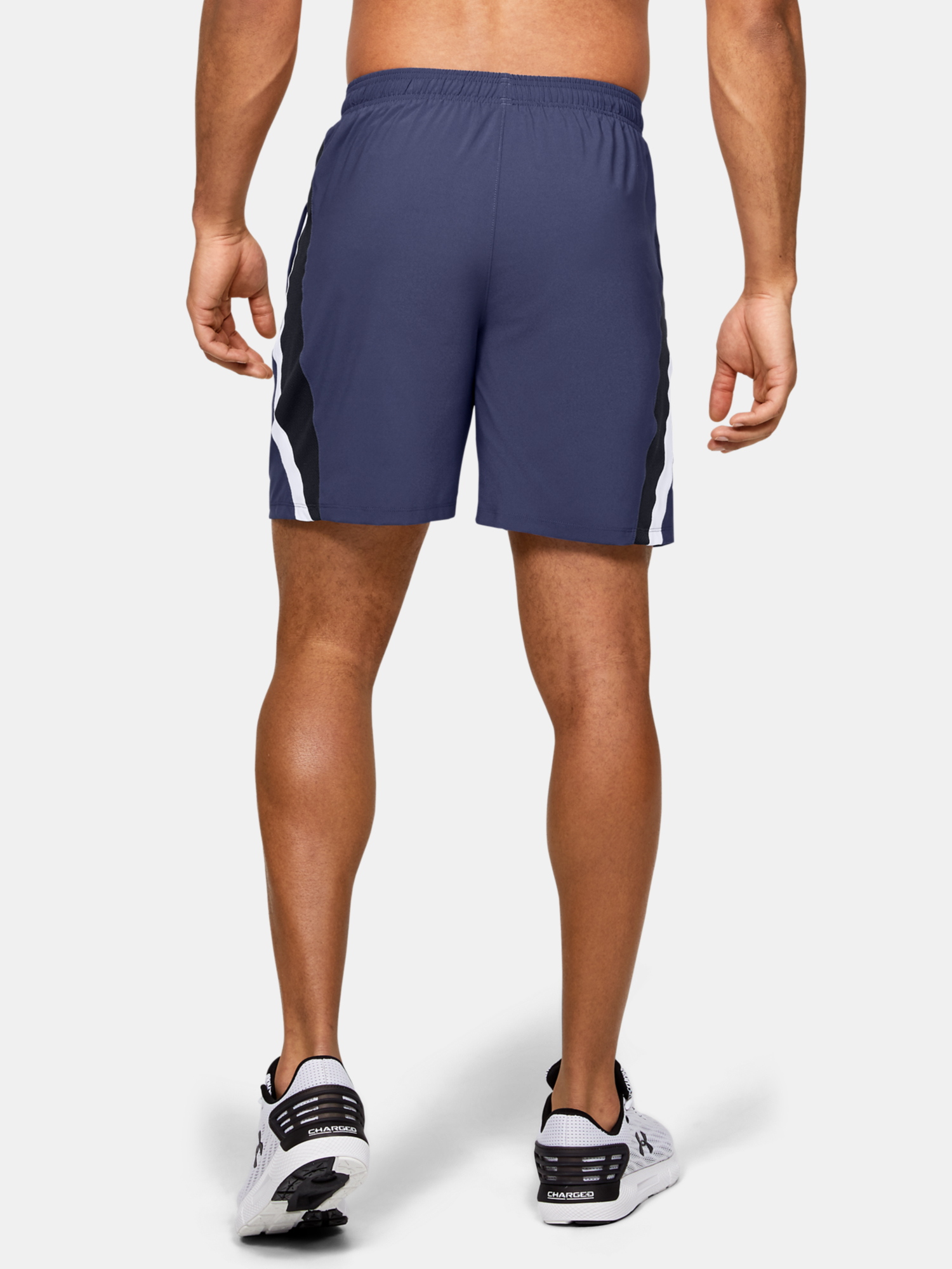 Kraťasy Under Armour M Launch Sw 7'' Graphic Short (2)