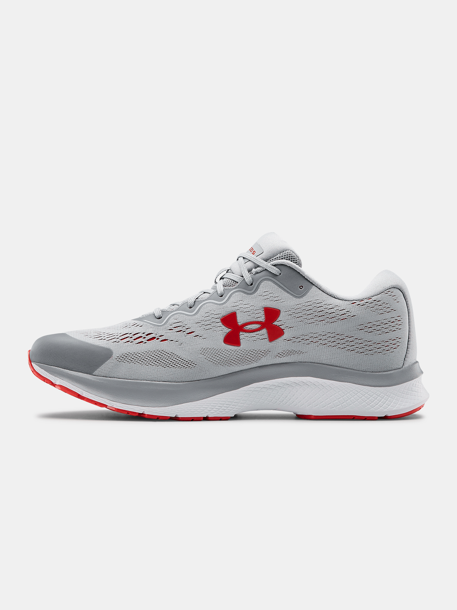 Boty Under Armour UA Charged Bandit 6-GRY (2)