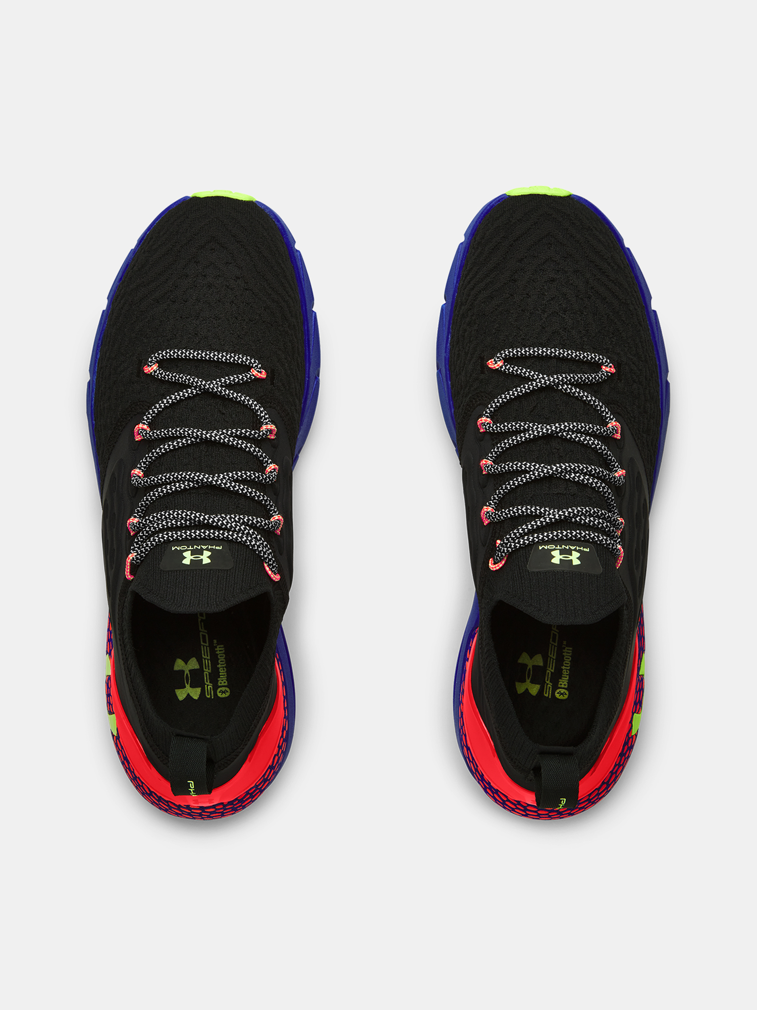 Boty Under Armour HOVR Phantom 2 Glow-BLK (5)