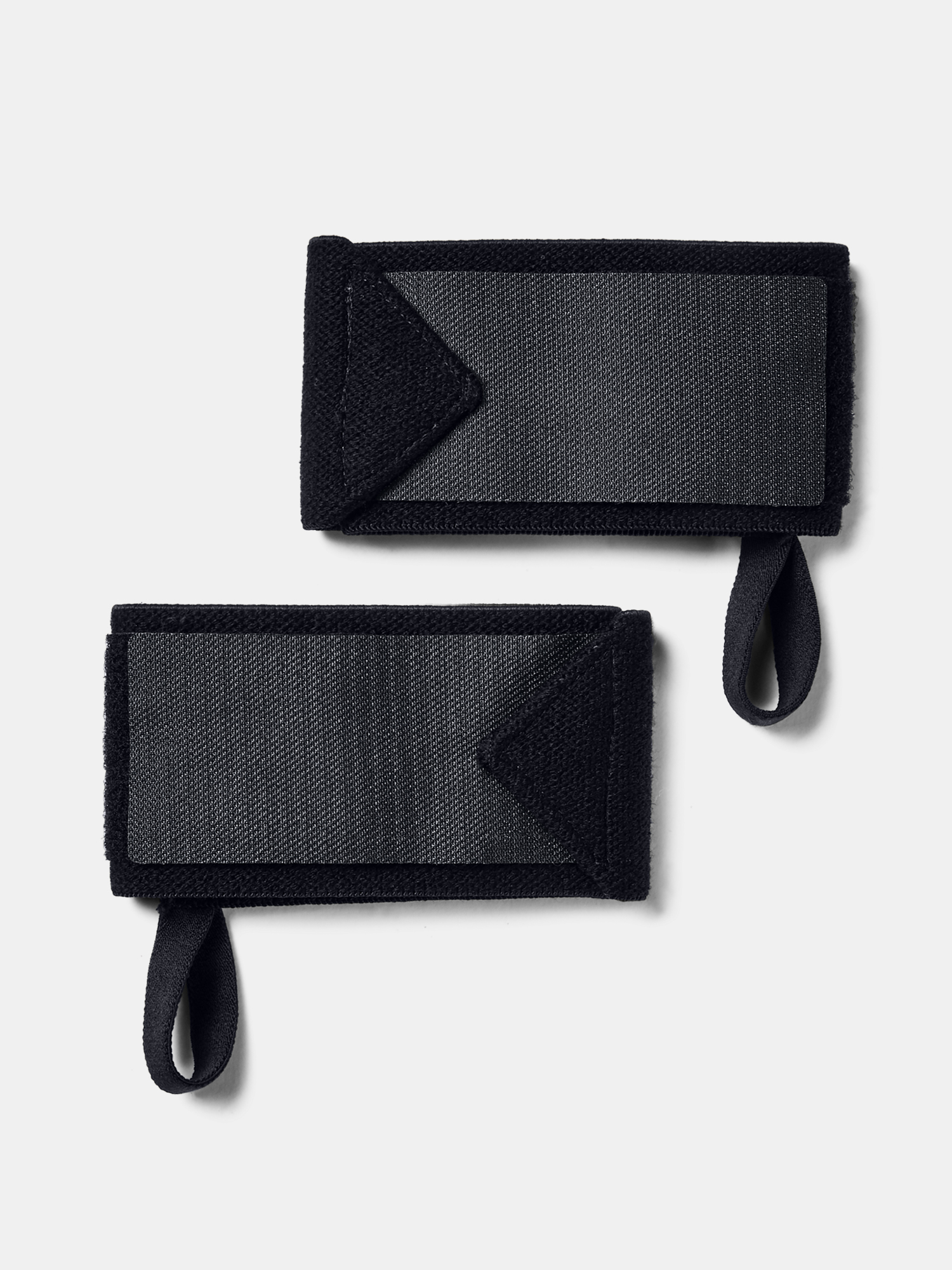 Popruhy Under Armour Project Rock Wrist Wraps-BLK (2)