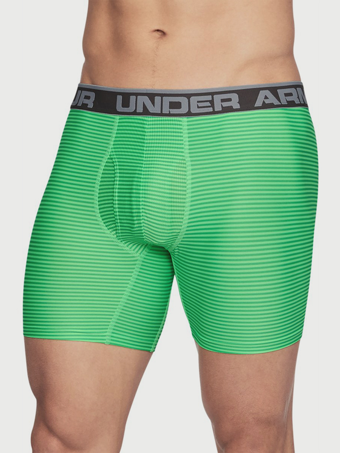 Boxerky Under Armour Original 6In 2 Pack Novlty (1)