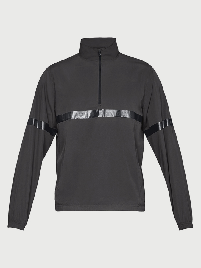 Mikina Under Armour Sportstyle Woven 1/2 Zip (3)