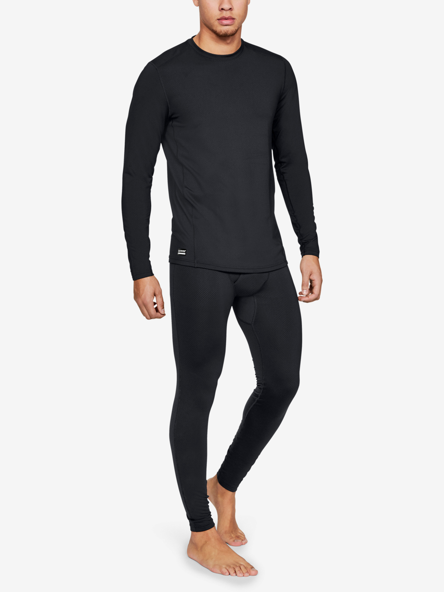 Legíny Under Armour Tac Legging Base-BLK (5)