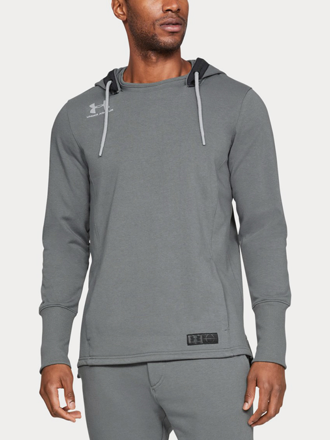 Mikina Under Armour Accelerate Off-Pitch Hoodie (1)
