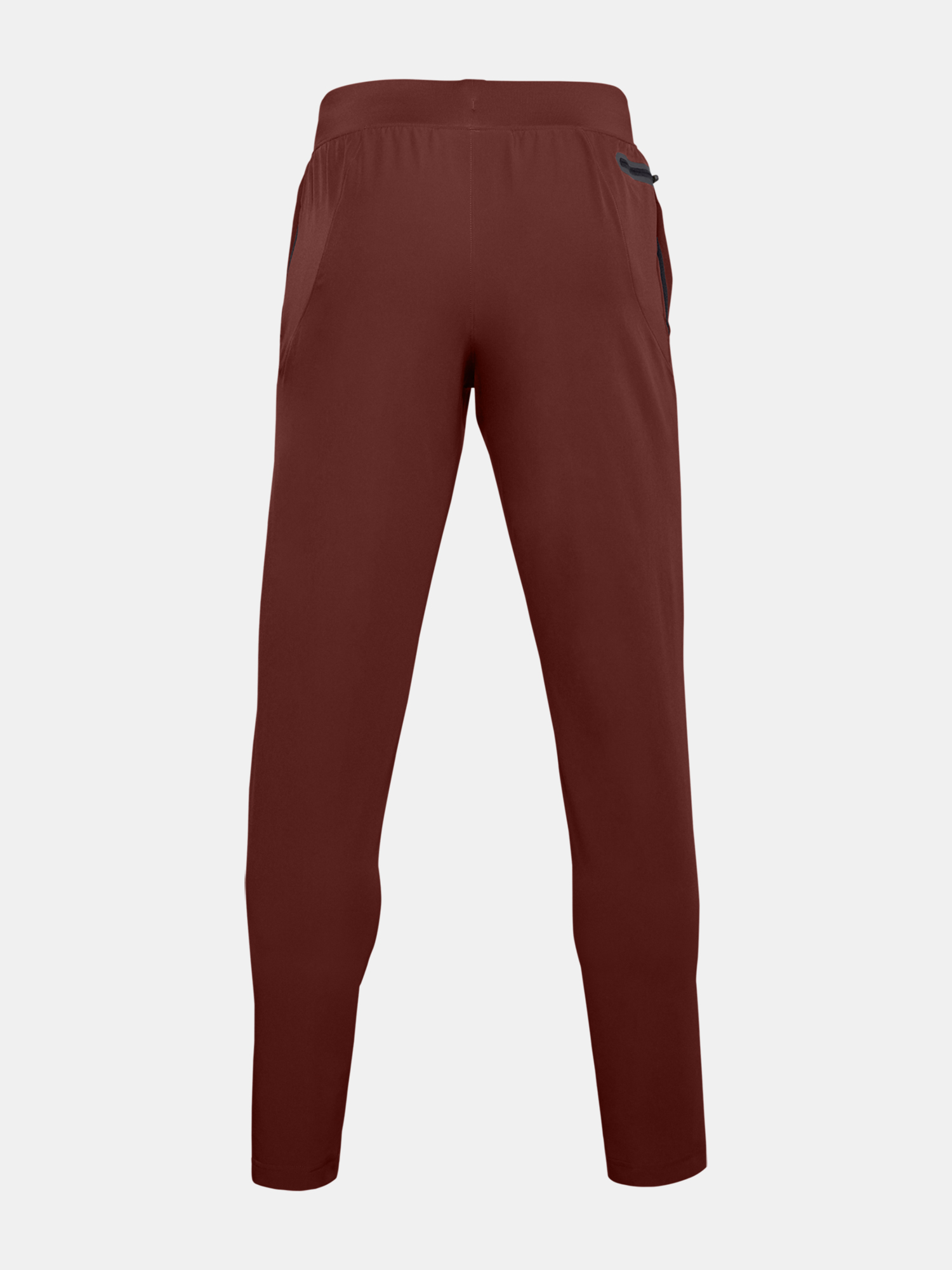 Tepláky Under Armour UA UNSTOPPABLE TAPERED PANTS-RED (2)
