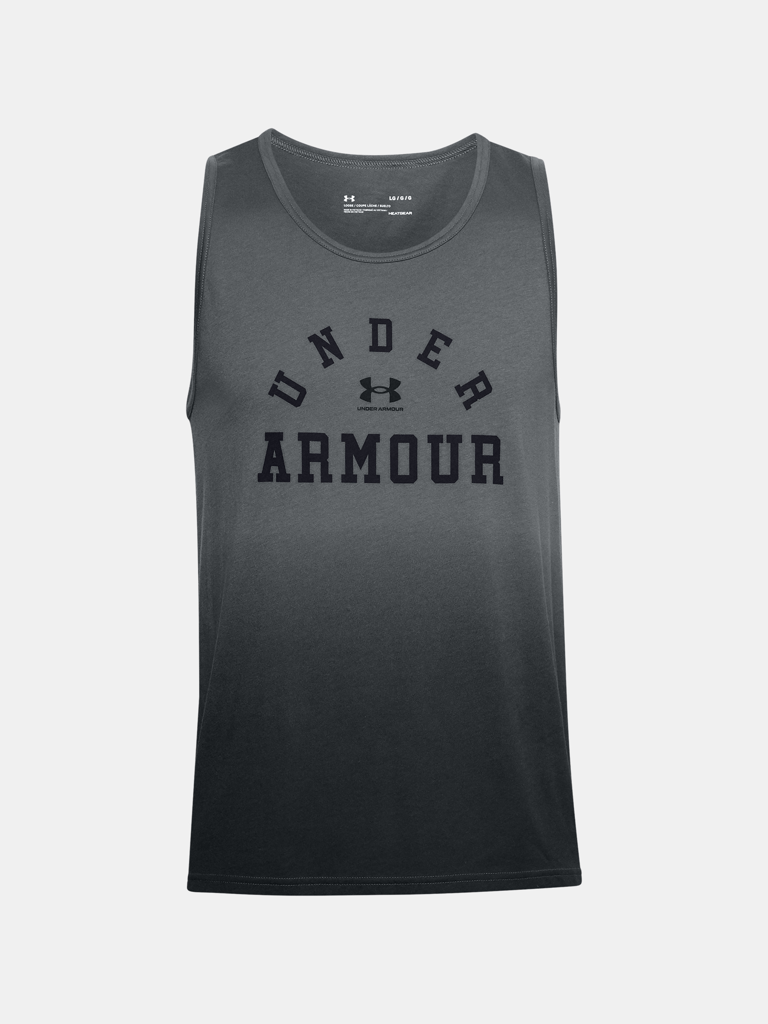 Tílko Under Armour UA COLLEGIATE TANK-GRY (1)