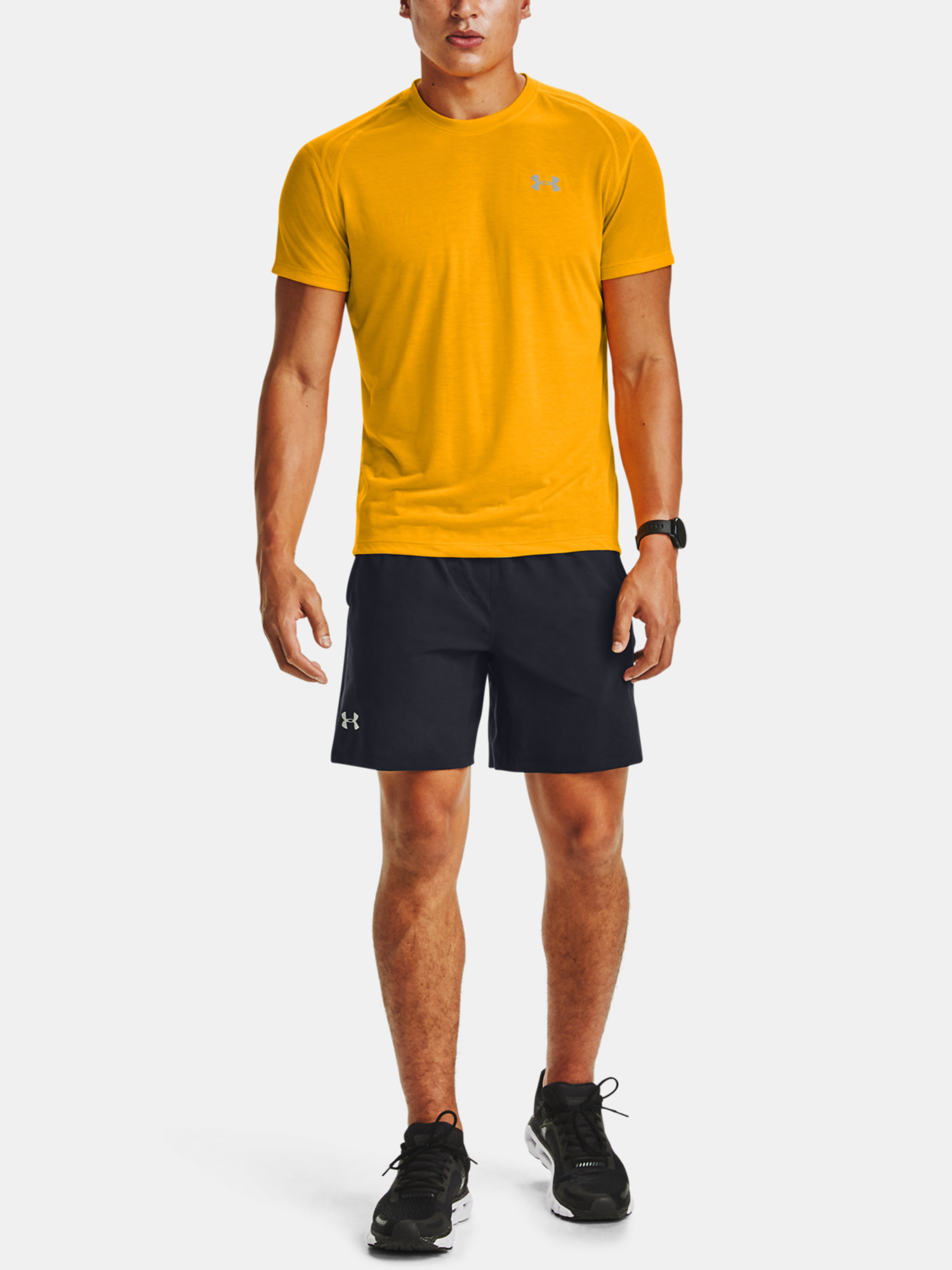 Tričko Under Armour STREAKER 2.0 SHORTSLEEVE-ORG (6)