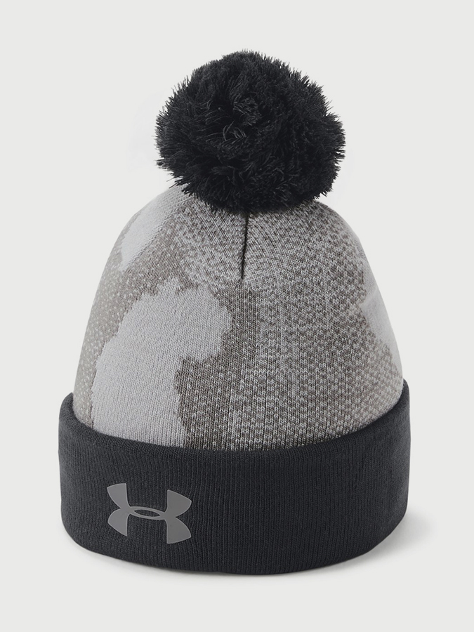 Čepice Under Armour Boy\'s Pom Beanie Upd (1)