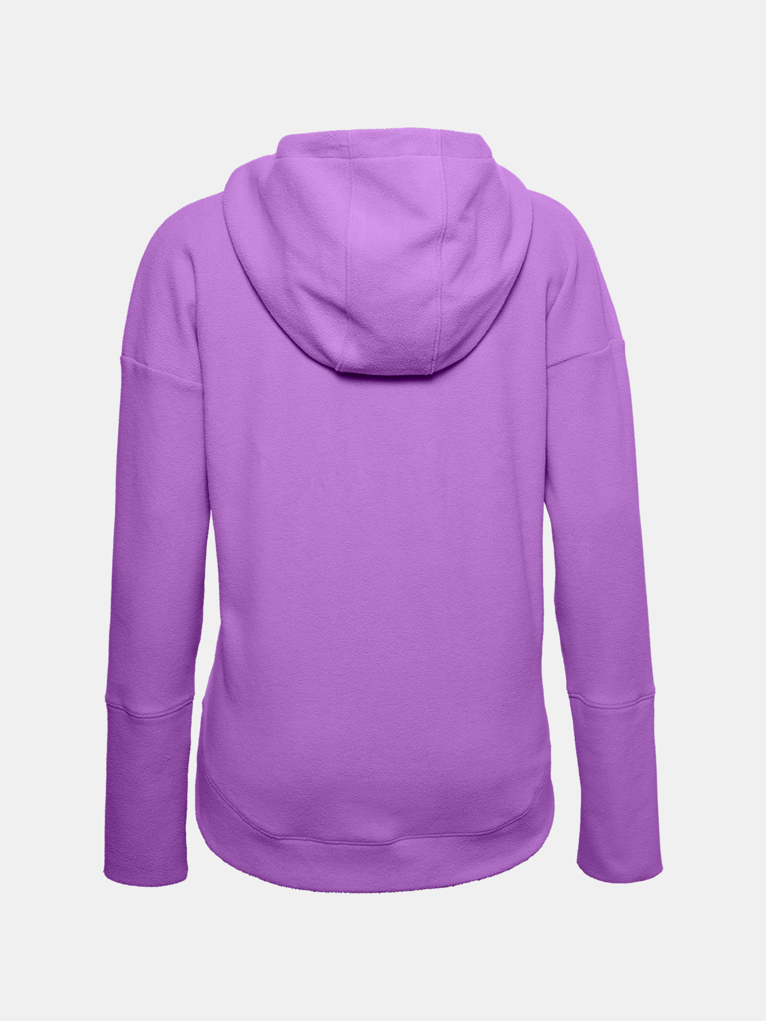 Mikina Under Armour Recover Fleece Hoodie-PPL (4)