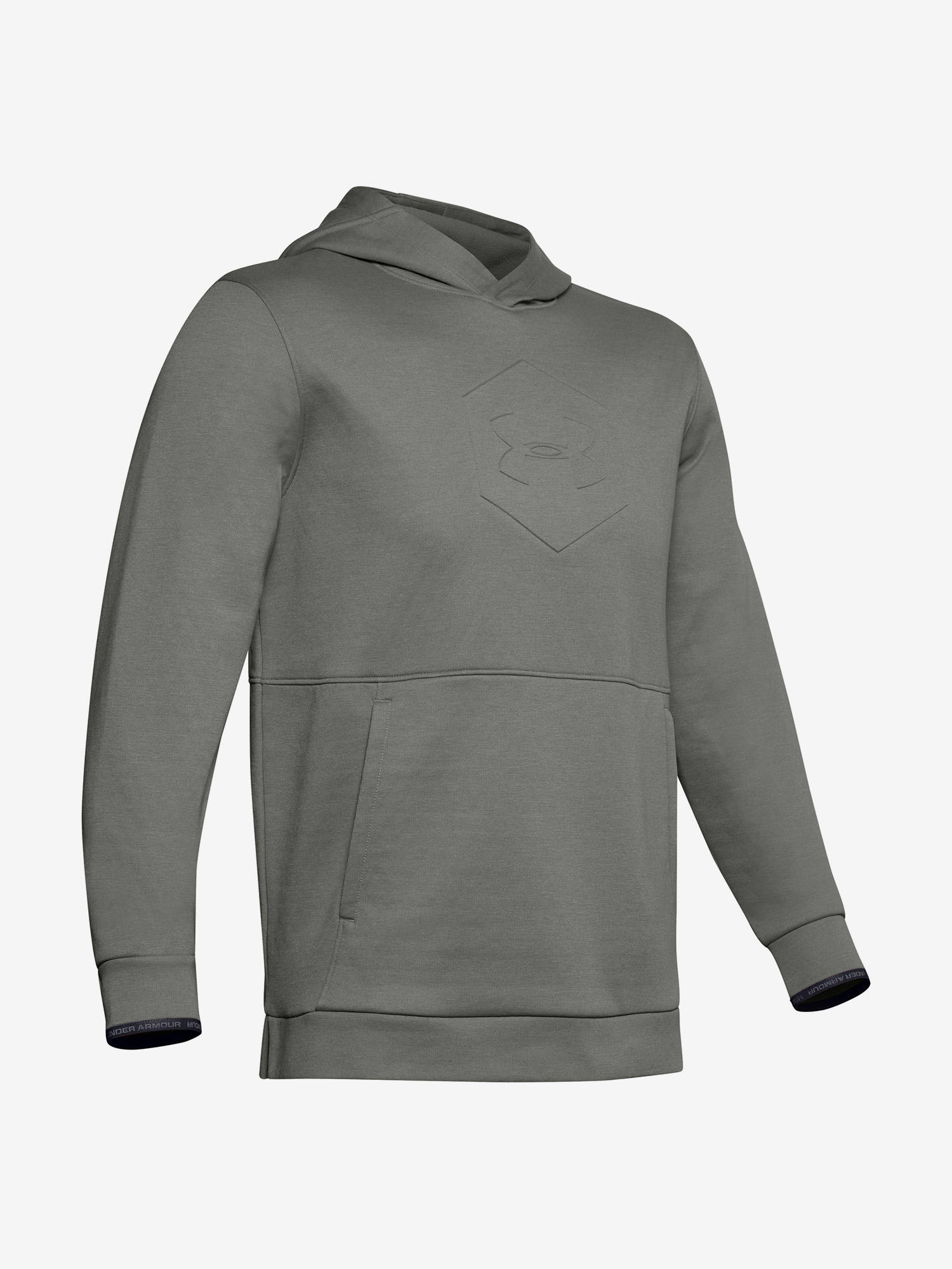 Mikina Under Armour Athlete Recovery Fleece Graphic Hoodie-G (4)