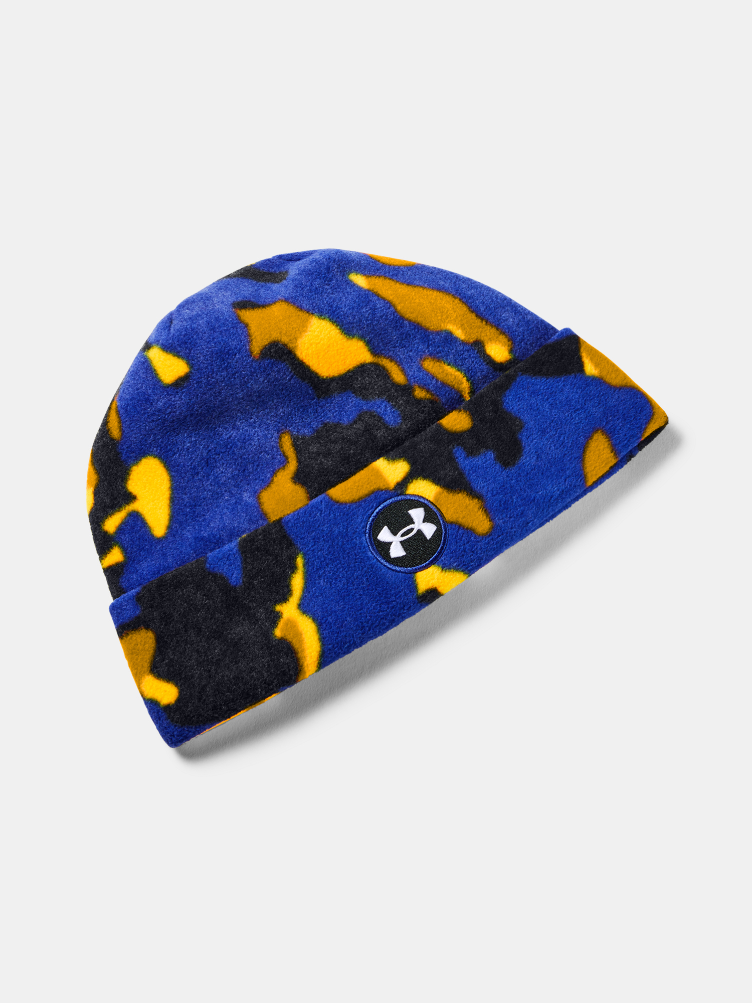 Čepice Under Armour  Fleece Printed Beanie (1)