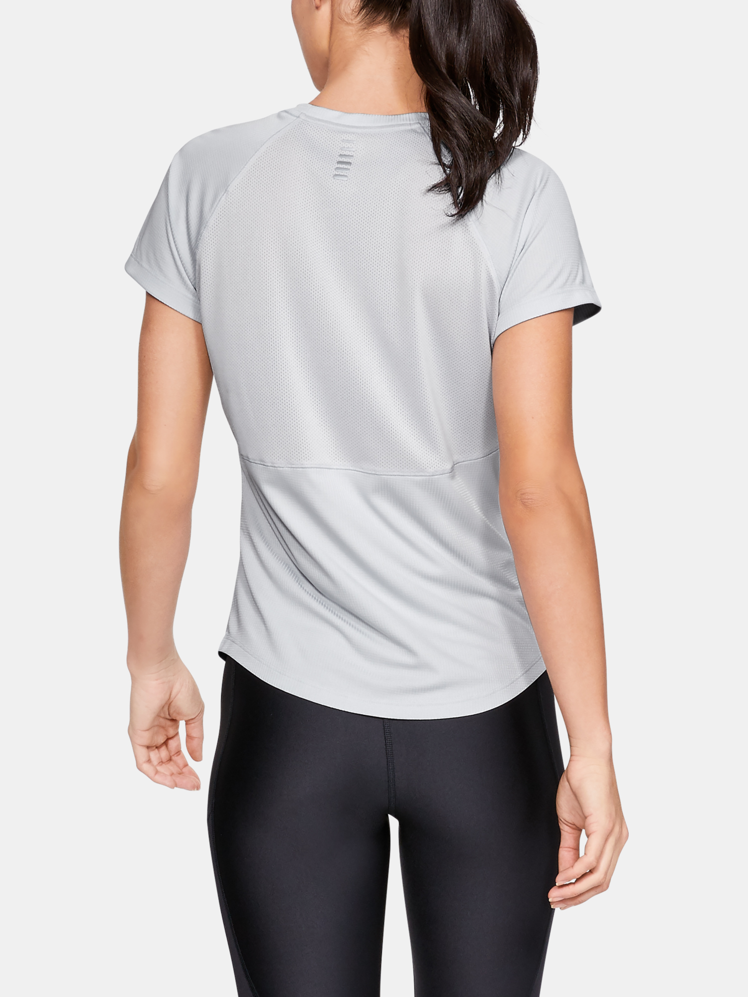 Tričko Under Armour Speed Stride Short Sleeve-GRY (2)