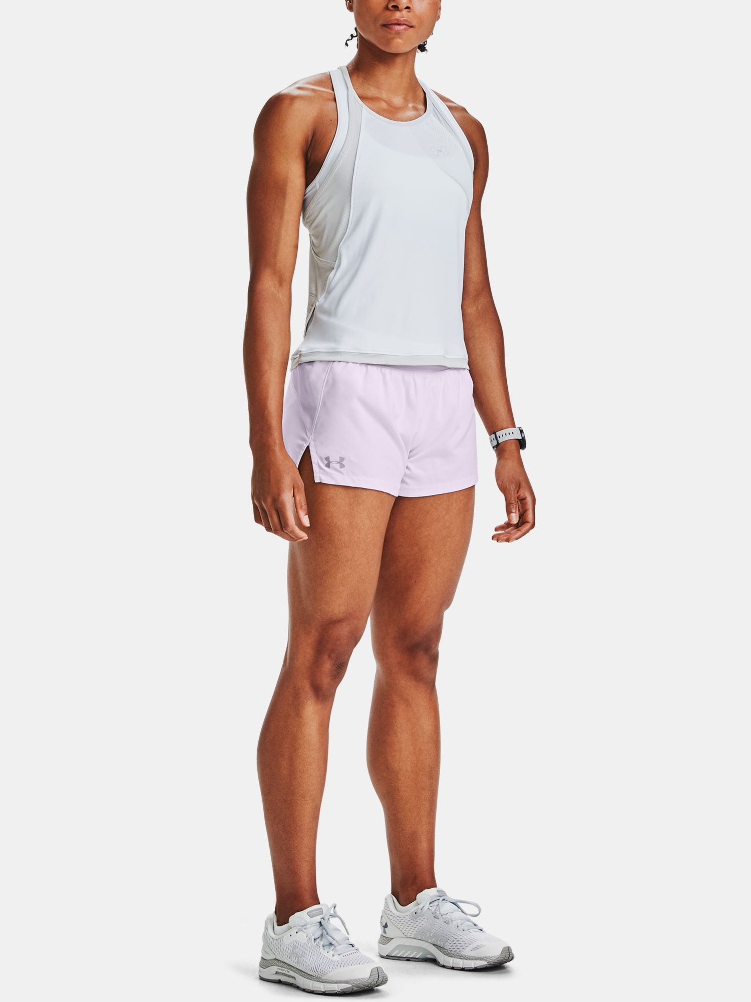 Tílko Under Armour W  Qlifier ISO-CHILL Tank (7)