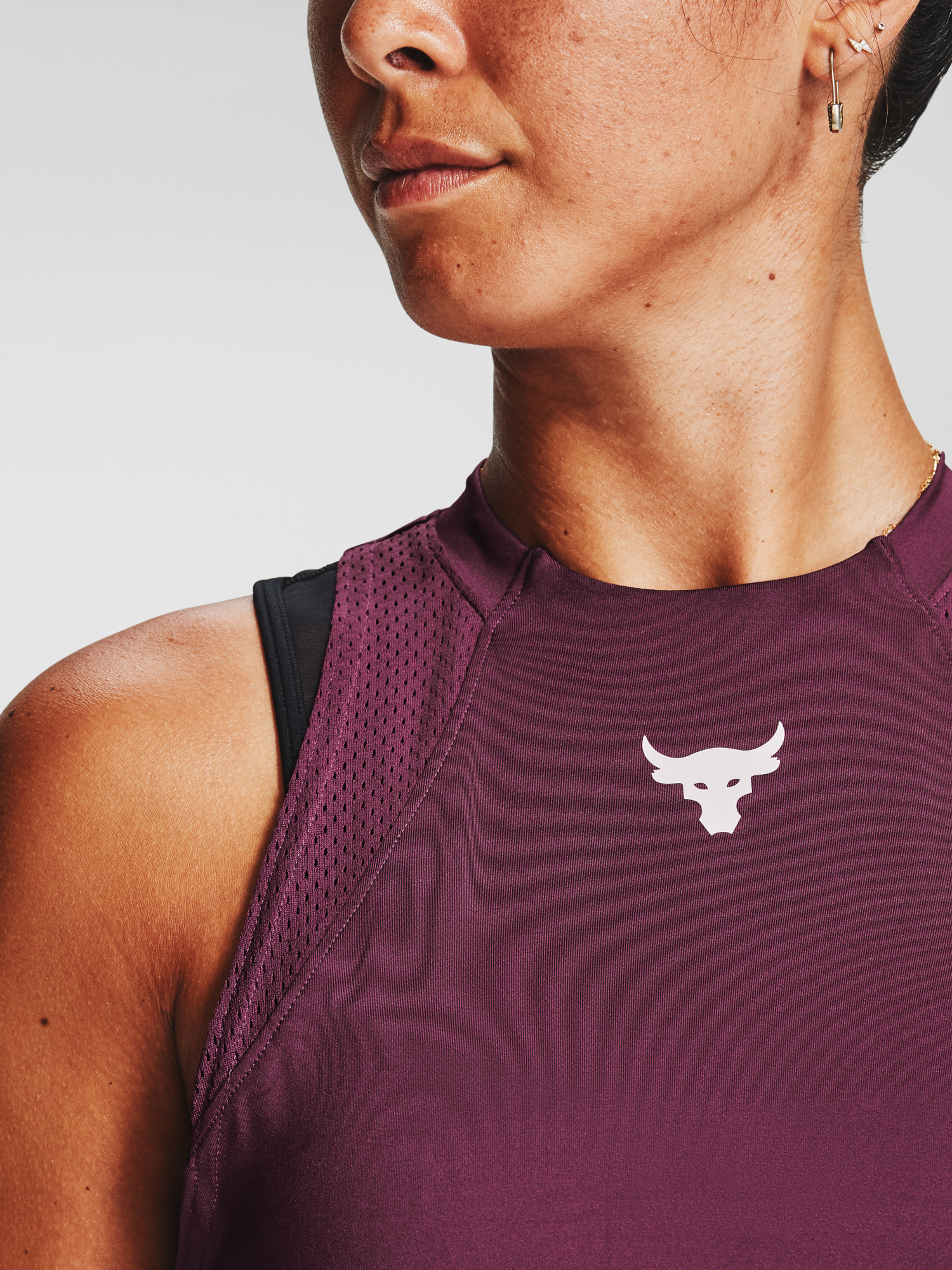 Tílko Under Armour Project Rock Perf Tank-PPL (6)