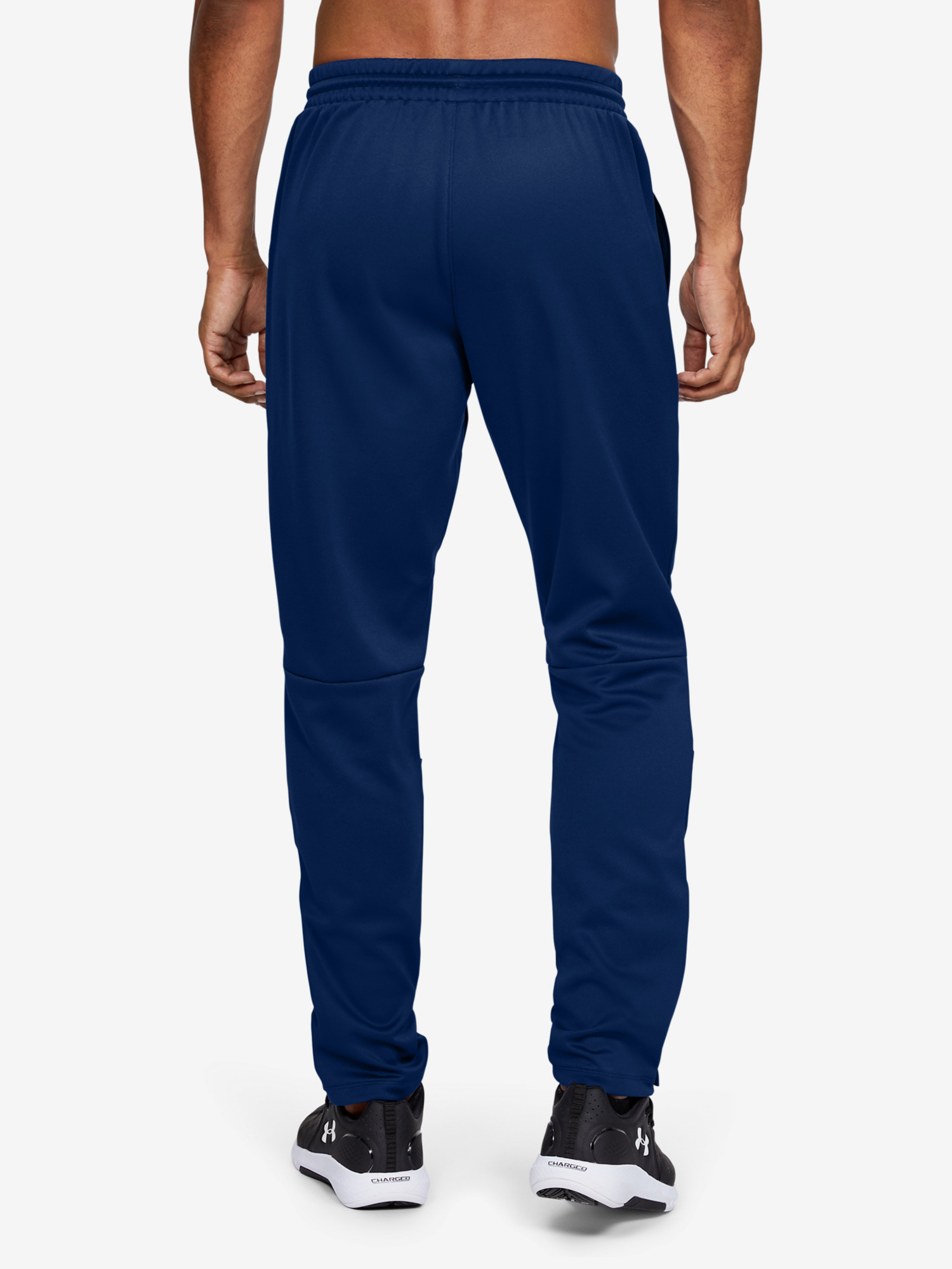 Tepláky Under Armour MK1 Warmup Pant-BLU (2)