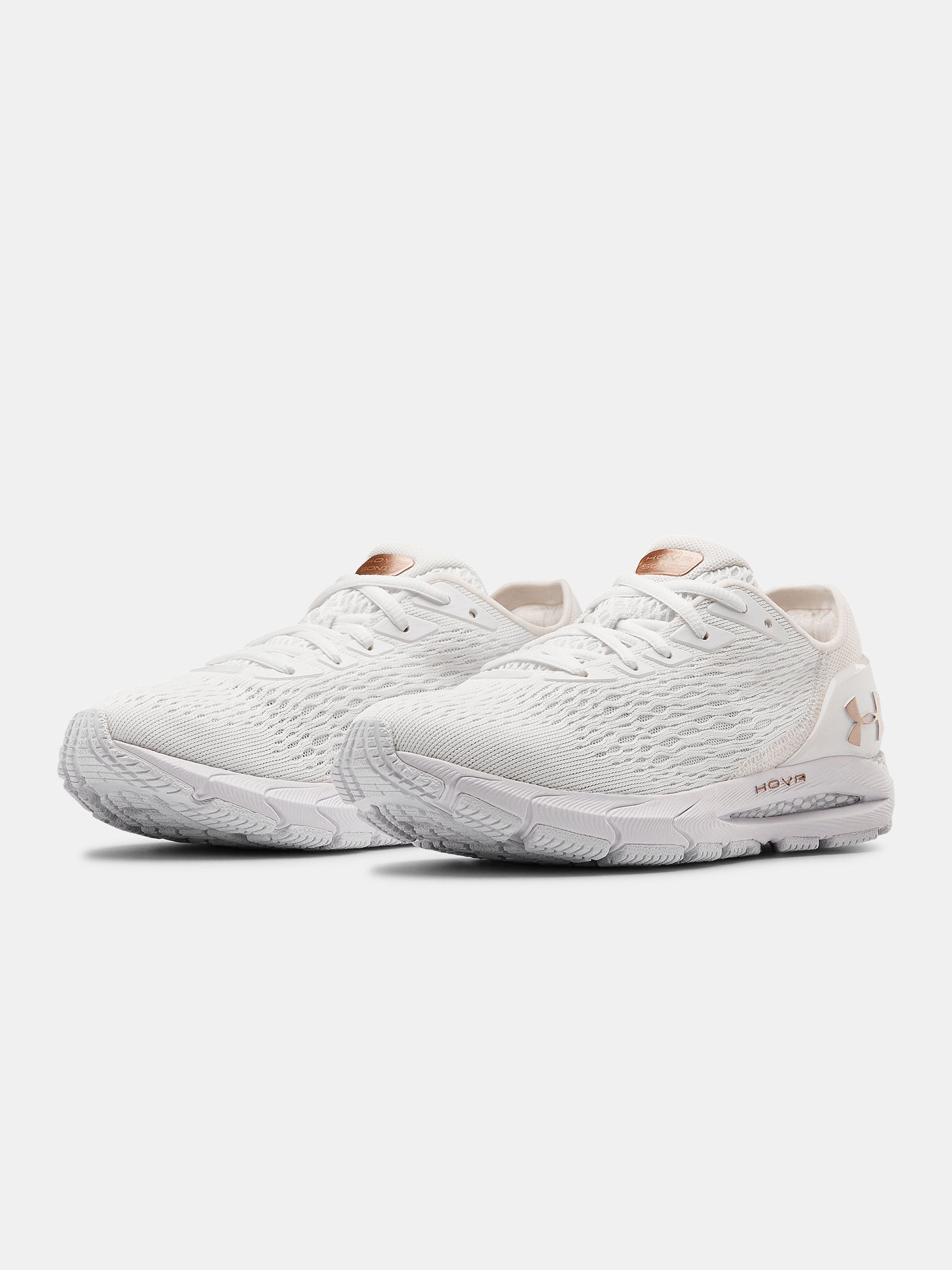 Boty Under Armour W HOVR Sonic 3 MTLC-WHT (3)