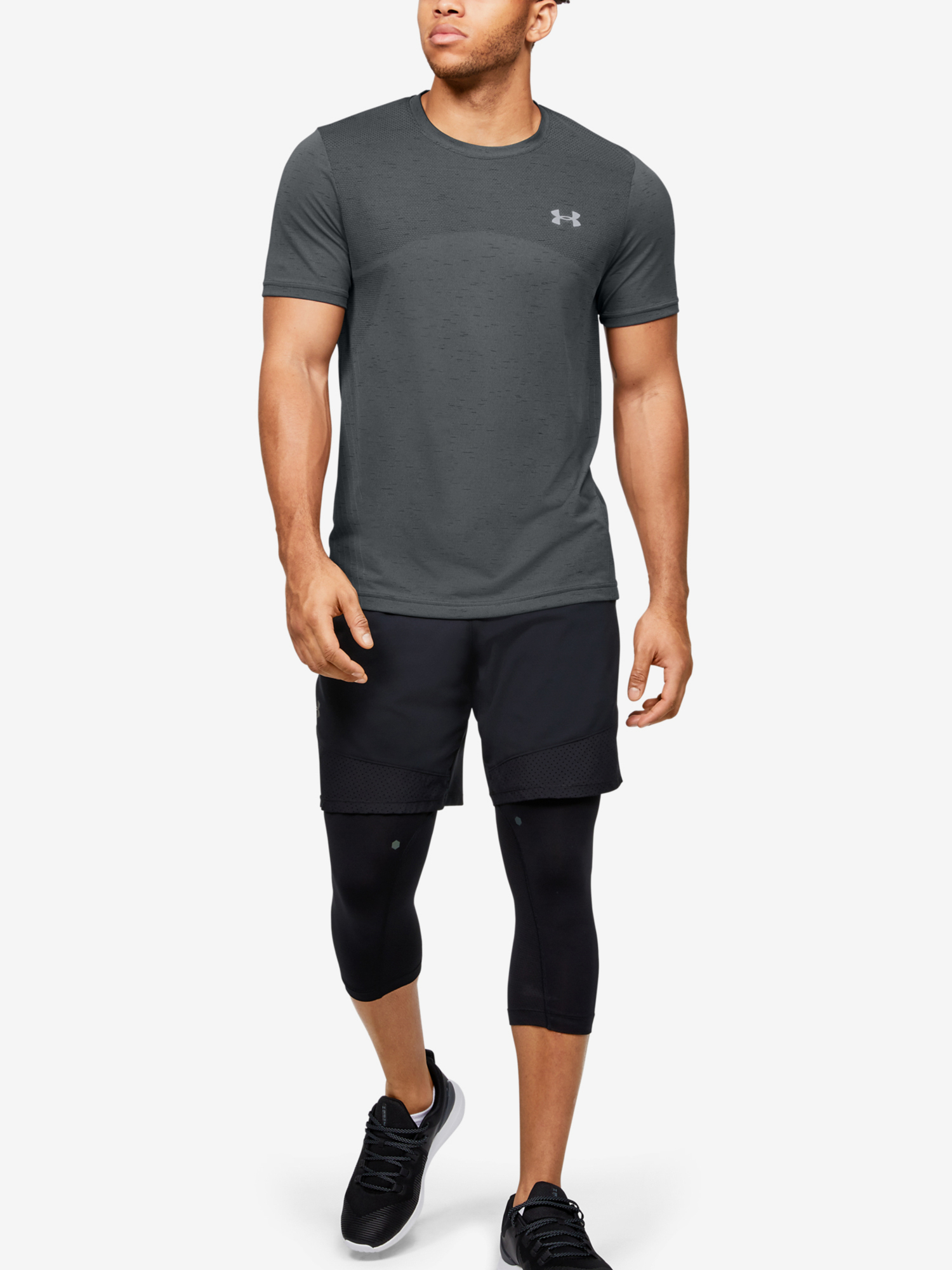 Tričko Under Armour Seamless Ss (3)