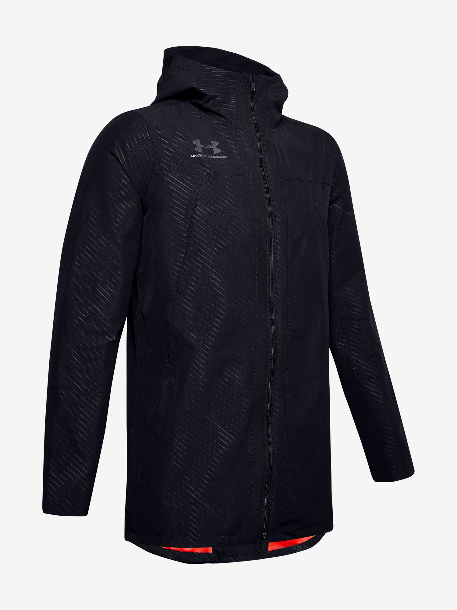 Bunda Under Armour Accelerate Terrace Jacket II-BLK (3)