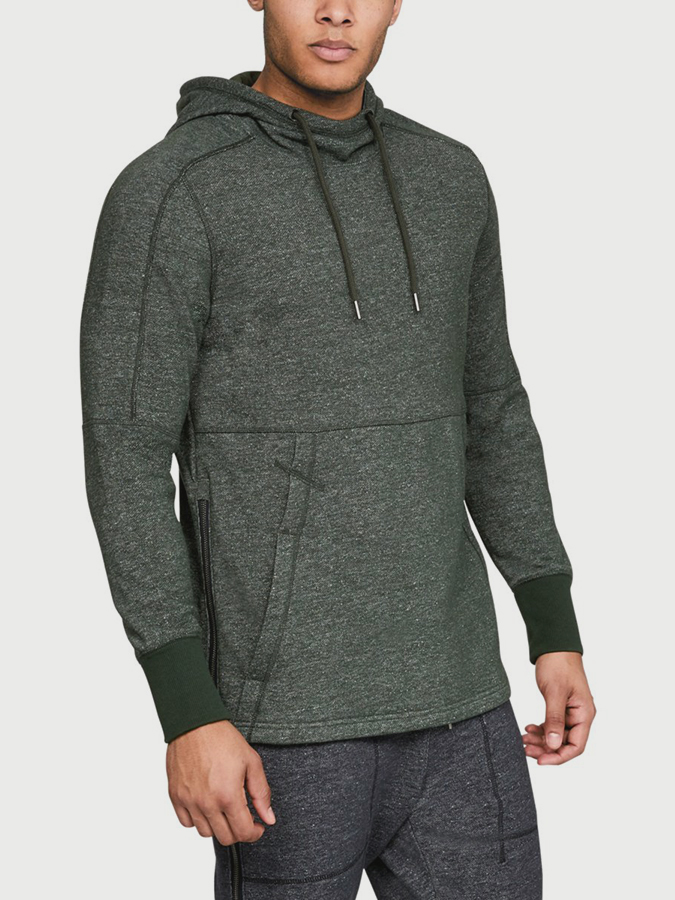Mikina Under Armour Sportstyle Speckle Terry Hoodie (1)