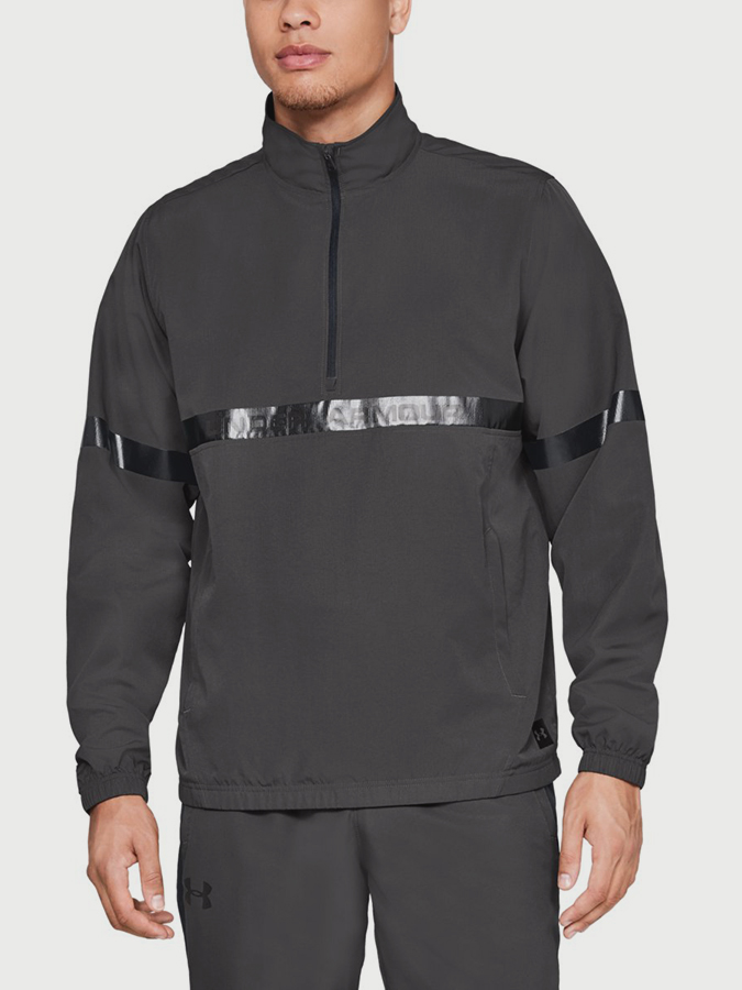 Mikina Under Armour Sportstyle Woven 1/2 Zip (1)