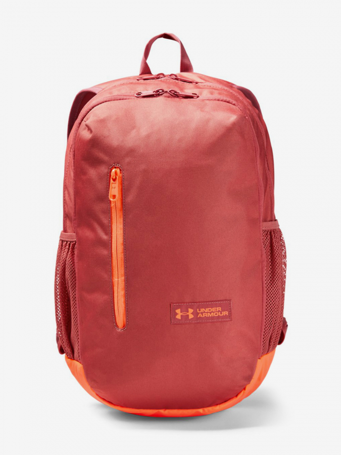 Batoh Under Armour Roland Backpack-Pnk (1)