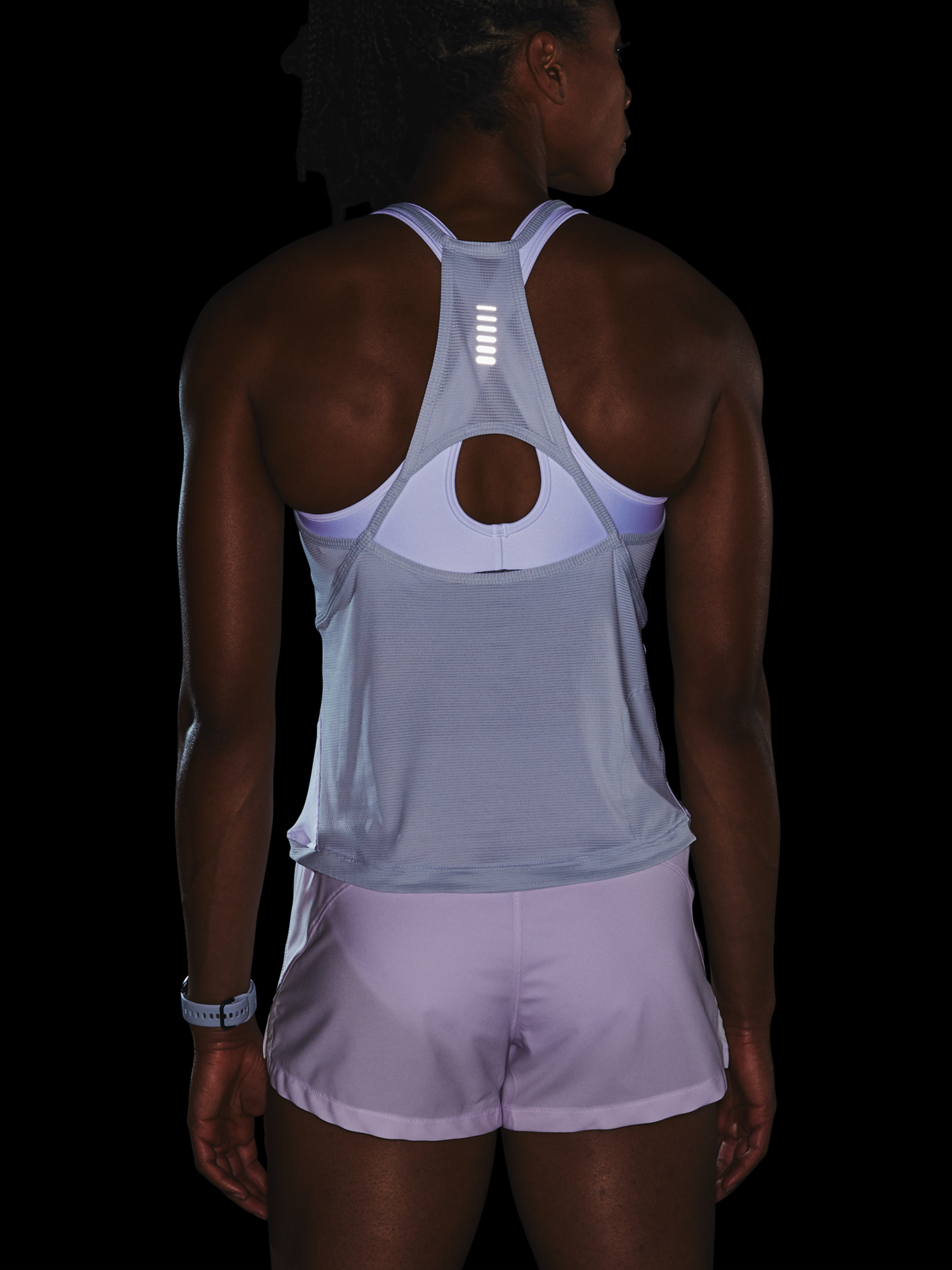 Tílko Under Armour W  Qlifier ISO-CHILL Tank (6)