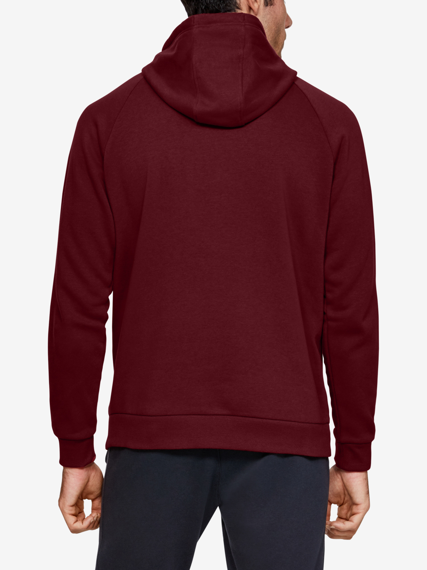 Mikina Under Armour Rival Fleece Sportstyle Logo Hoodie (2)