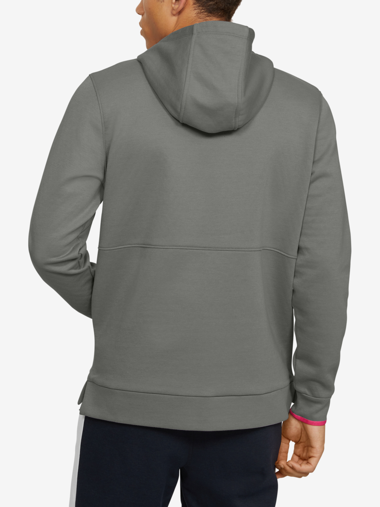 Mikina Under Armour Athlete Recovery Fleece Graphic Hoodie-G (2)