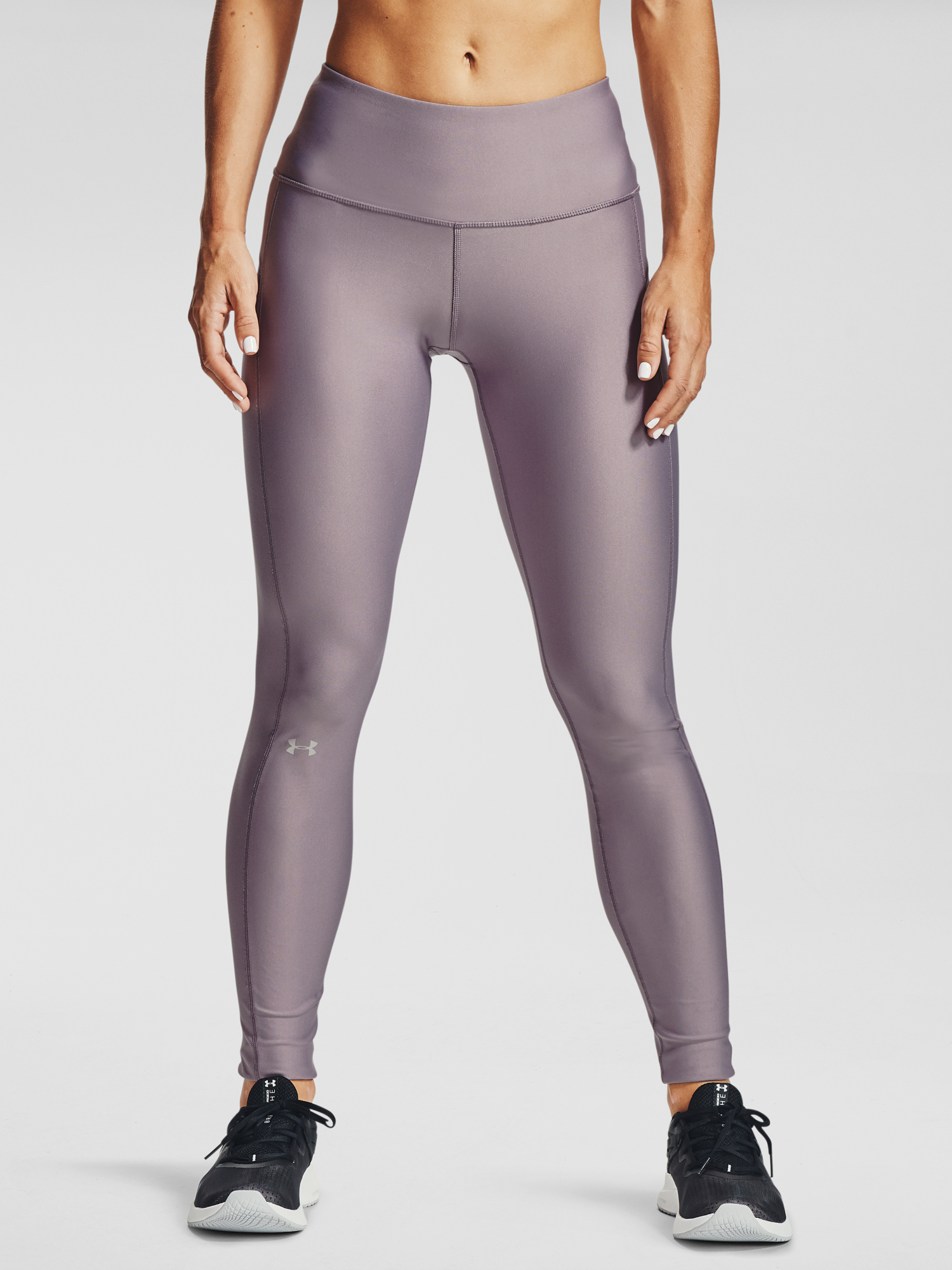 Legíny Under Armour UA HG Armour Hi-Rise Legging-PPL (3)