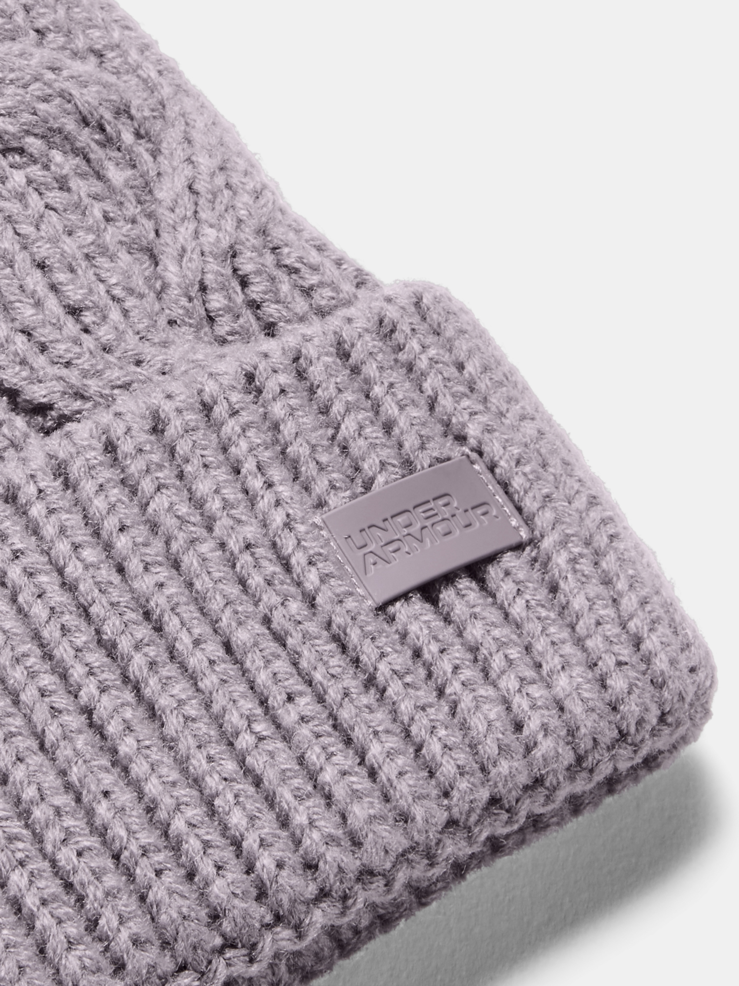Čepice Under Armour Around Town Pom Beanie-PPL (2)