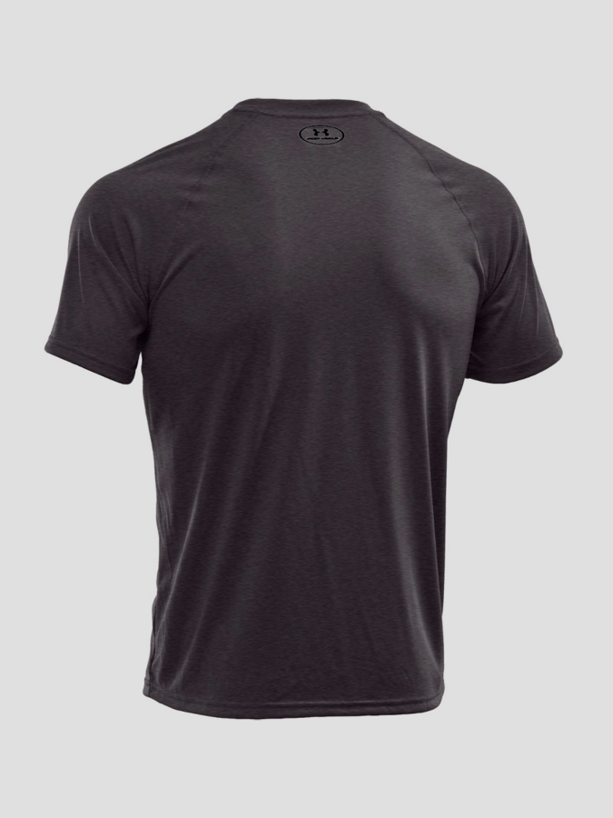Tričko Under Armour Tech SS Tee-GRY (2)