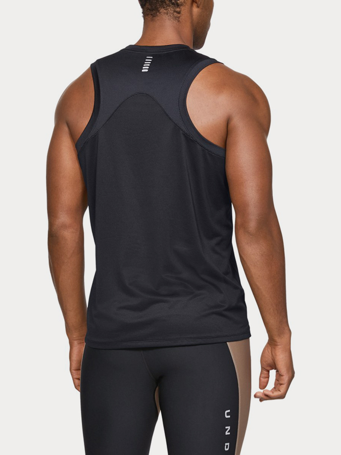 Tílko Under Armour QUALIFIER SINGLET-BLK (2)