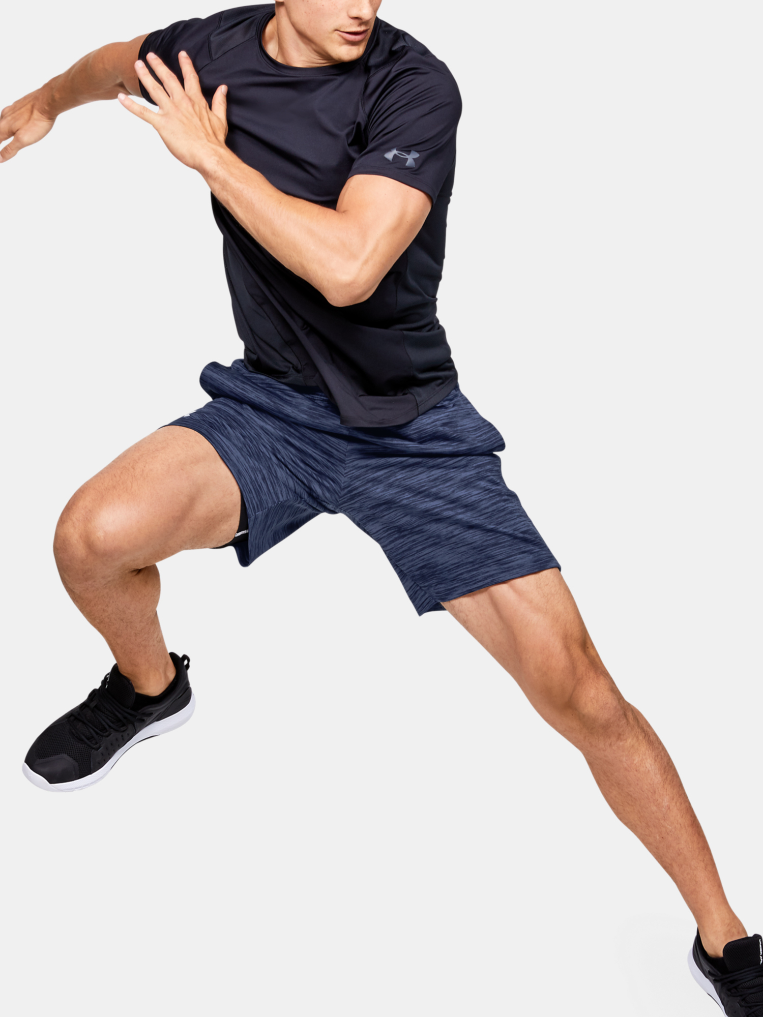 Kraťasy Under Armour Mk-1 Twist Shorts (4)