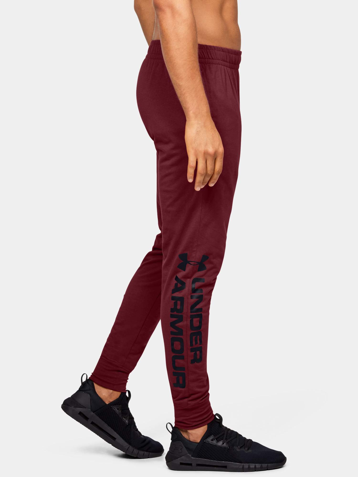Tepláky Under Armour Sportstyle Cotton Graphic Jogger (3)