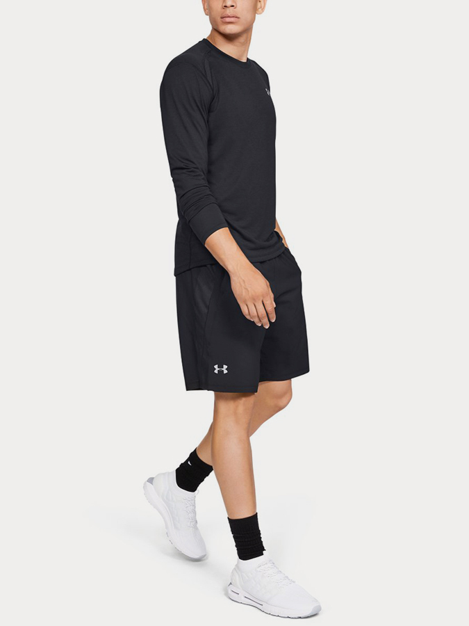 Kraťasy Under Armour LAUNCH SW 9'' SHORT-BLK (5)