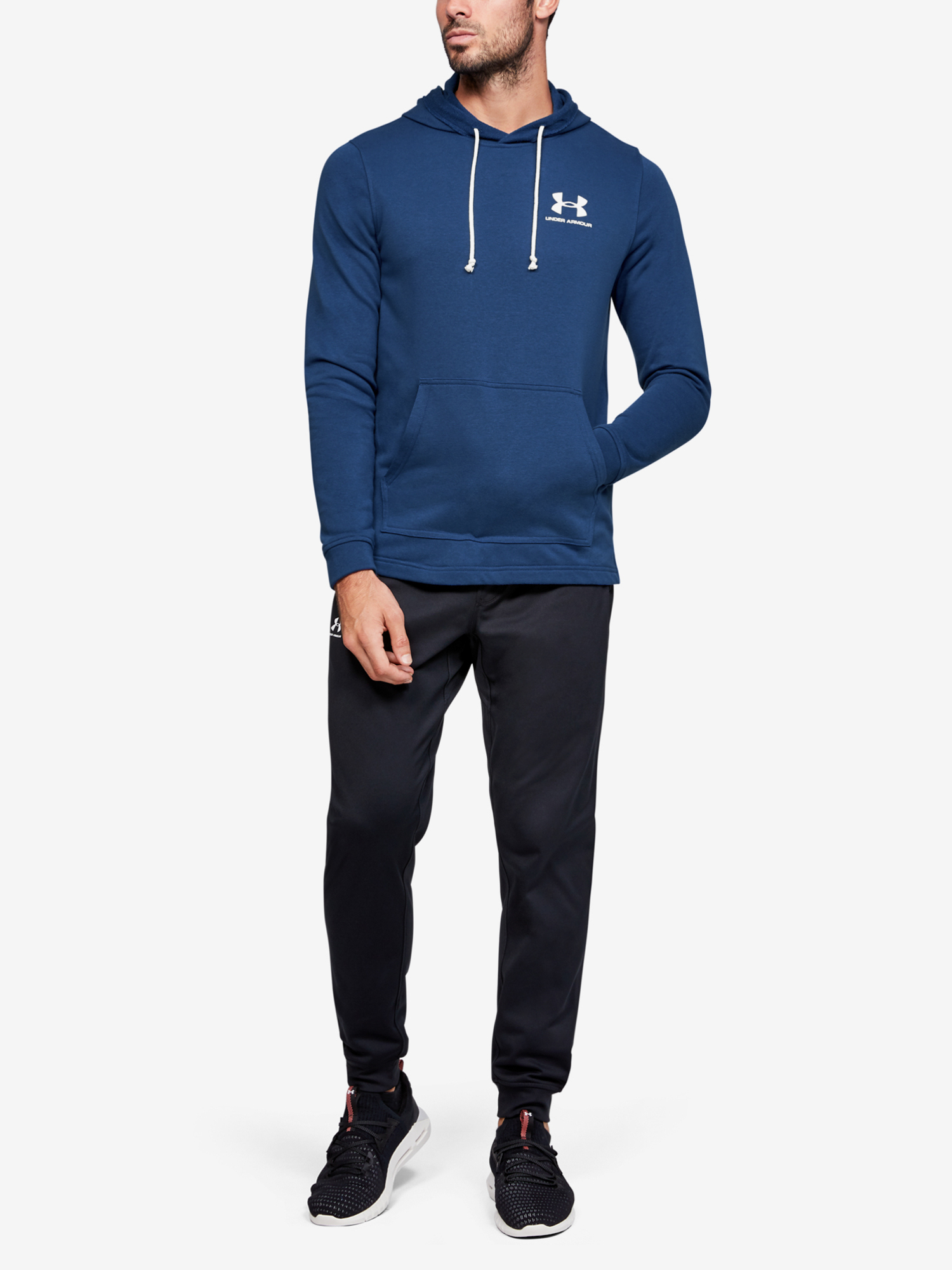 Mikina Under Armour Sportstyle Terry Hoodie (5)