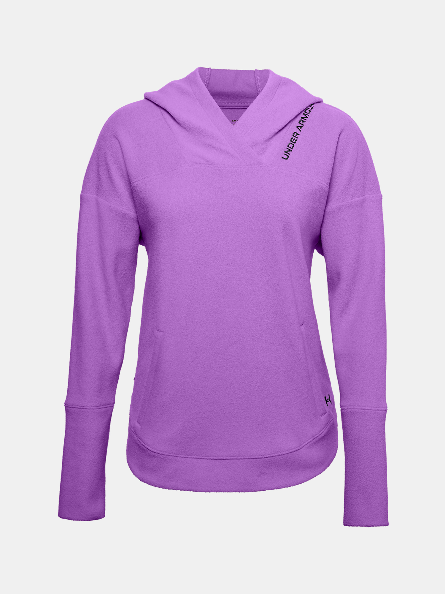 Mikina Under Armour Recover Fleece Hoodie-PPL (3)