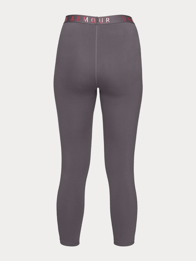Legíny Under Armour FAVORITE MESH CROP -GRY (2)