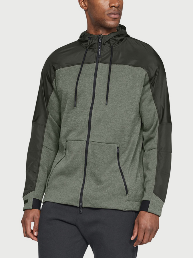 Bunda Under Armour Unstoppable Coldgear Swacket (1)
