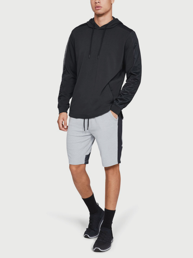 Mikina Under Armour Microthread Terry Po Hoodie (5)
