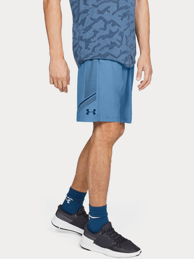 Kraťasy Under Armour Woven Graphic Short (1)