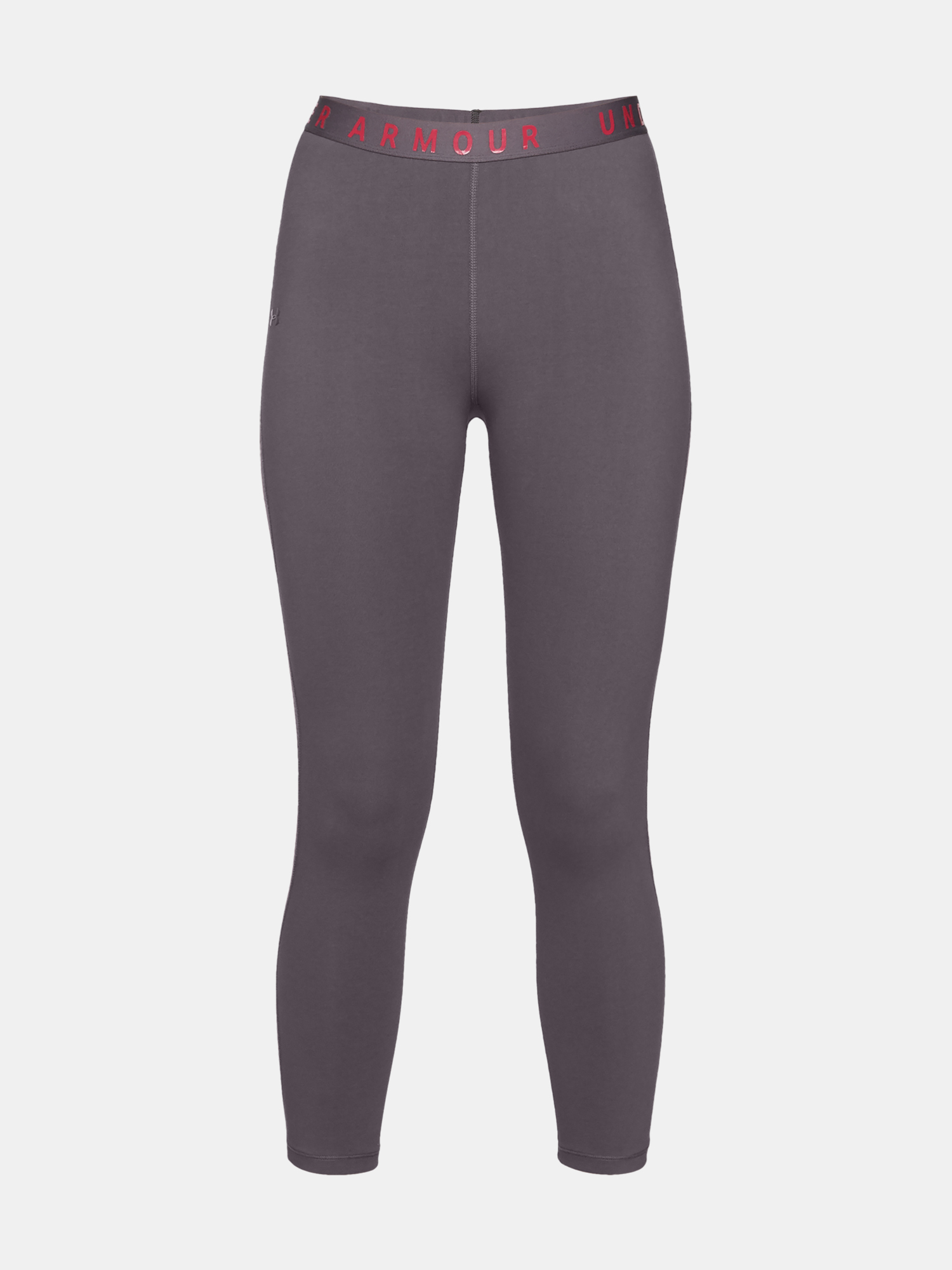 Legíny Under Armour FAVORITE MESH CROP -GRY (3)