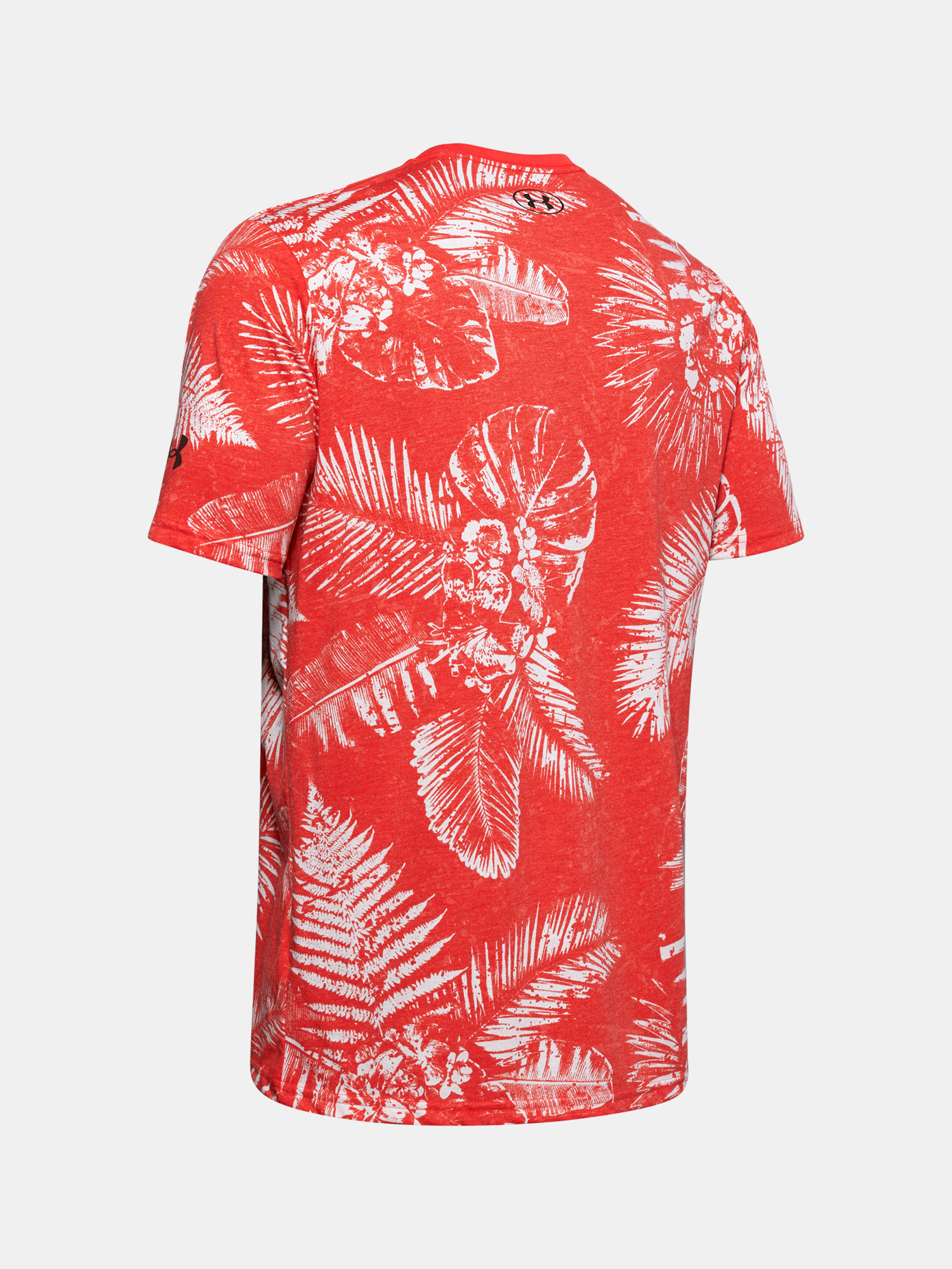 Tričko Under Armour Pjt Rock Aloha Camo Ss (4)
