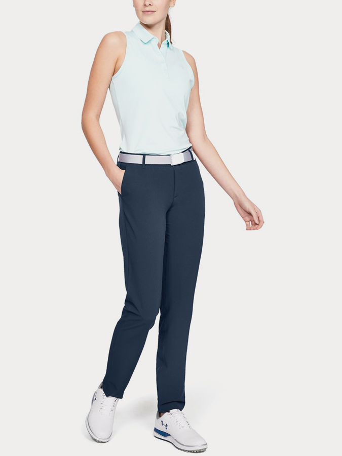 Kalhoty Under Armour Links Pant-NVY (5)