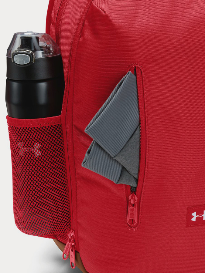 Batoh Under Armour Roland Backpack-RED (3)